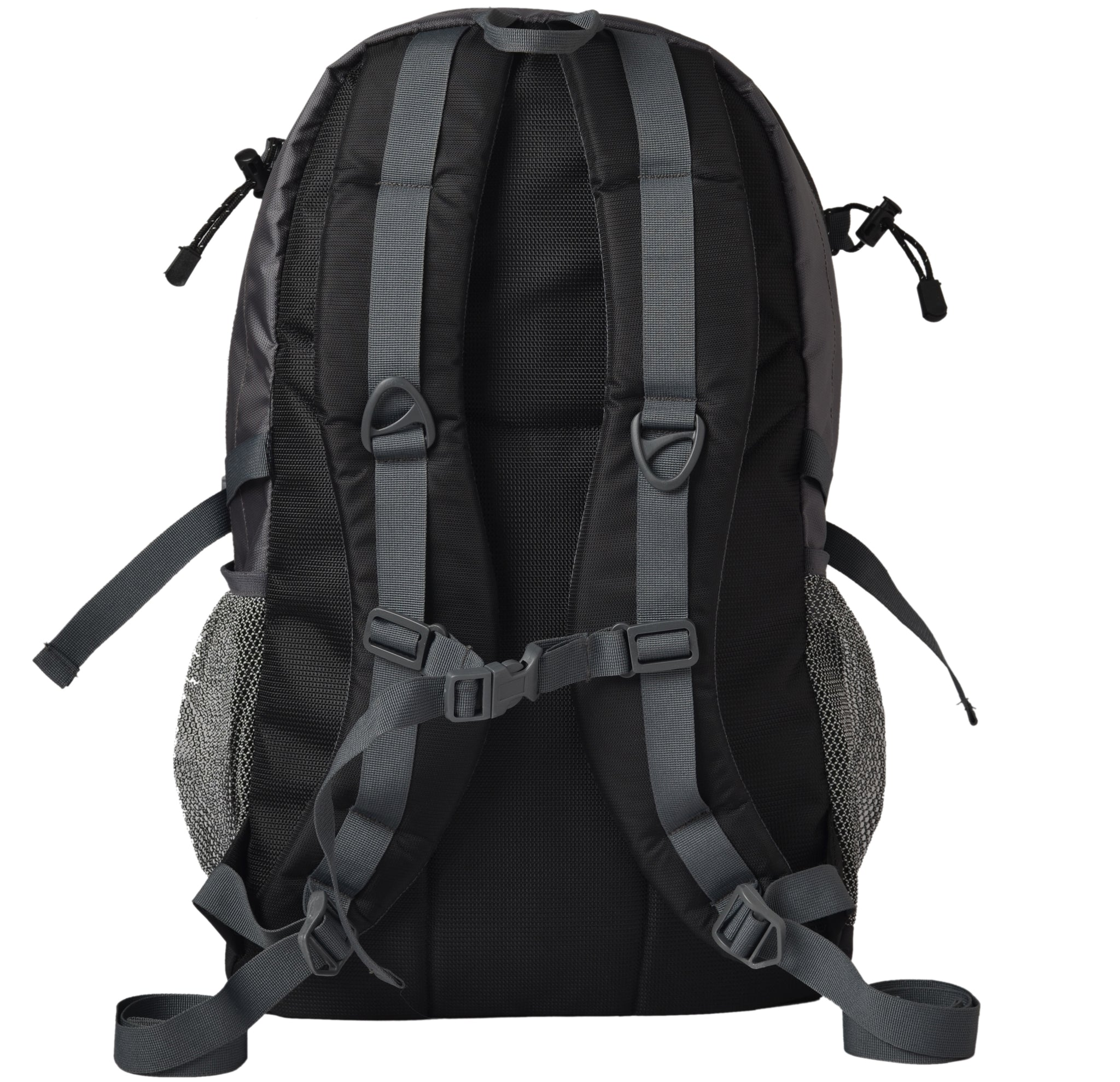 F Gear Fortune 27 Liters Laptop Backpack (Black, Grey)