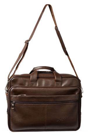 F Gear Hamilton 17 Liters Laptop Bag (Tan)