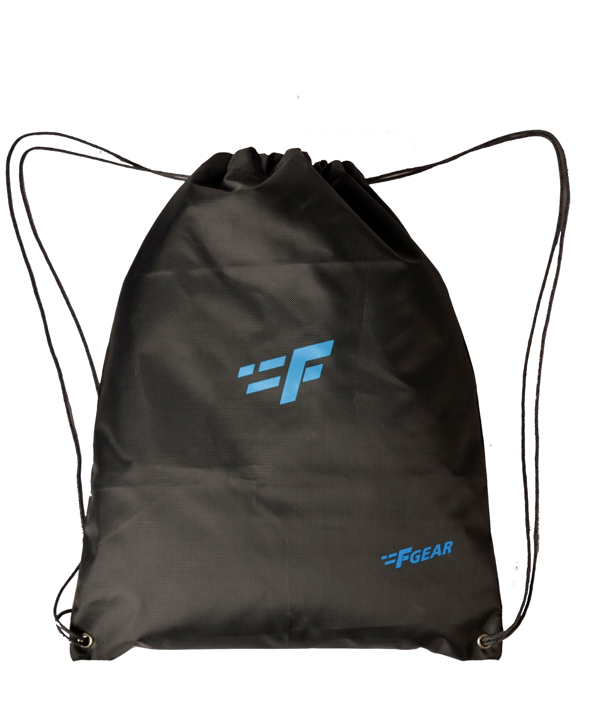 F Gear String Polyester 45 cms Grey Drawstring Gym Bag (2852)