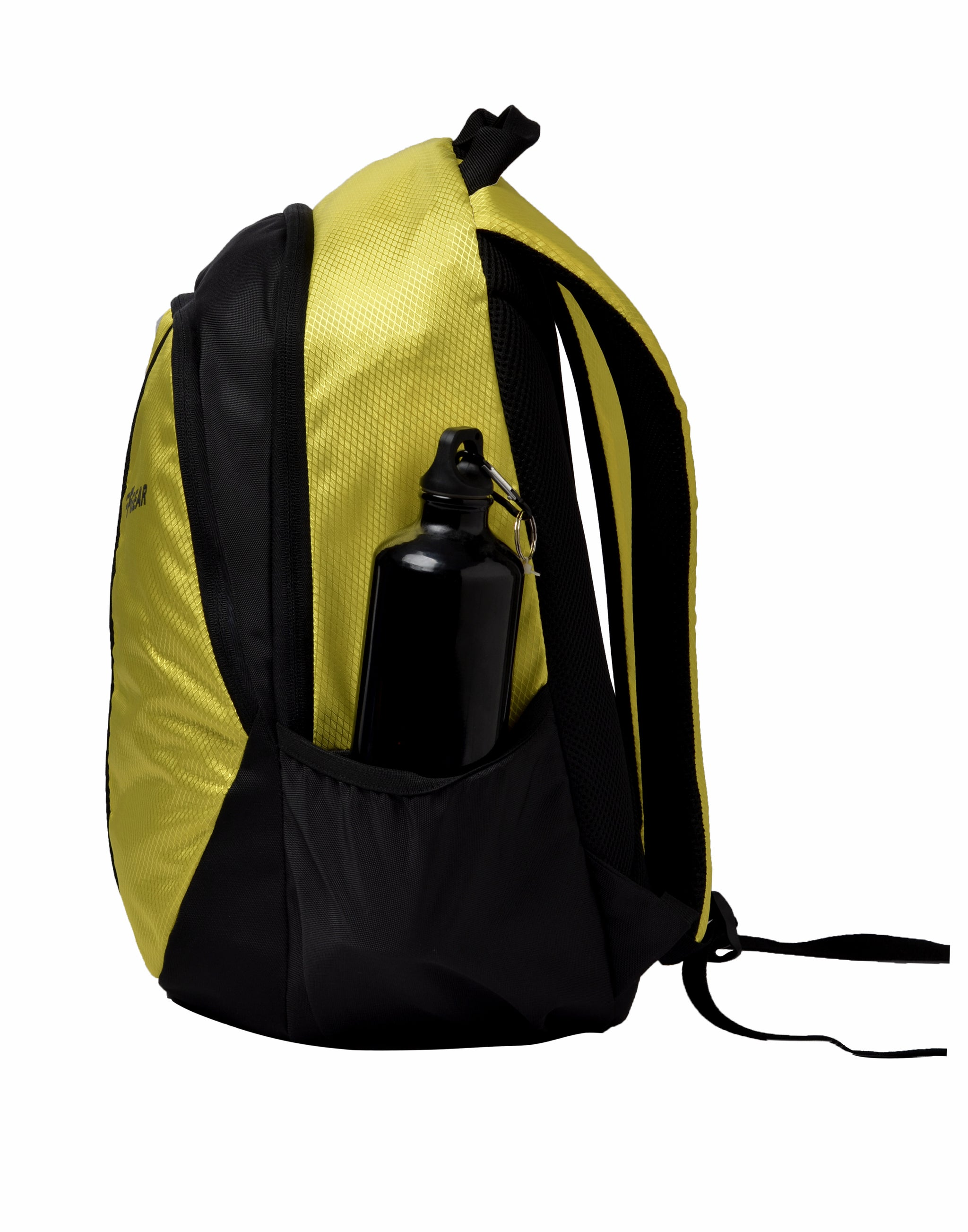 F Gear Paladin 26 Liters Backpack (Yellow Diamond, Black Guc)