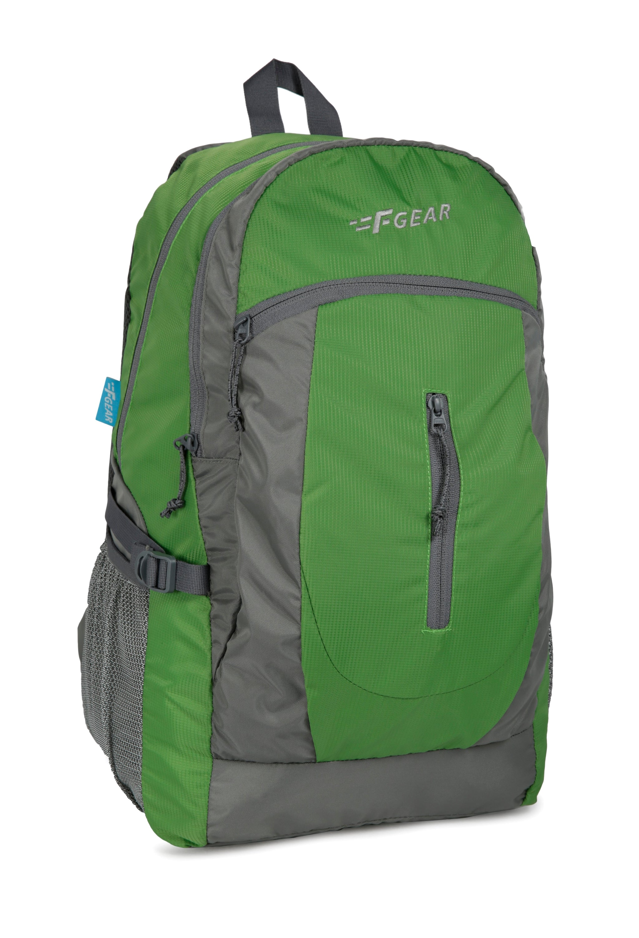 F Gear Apache 32 Ltrs Forest Green Gry Casual Backpack (3133)