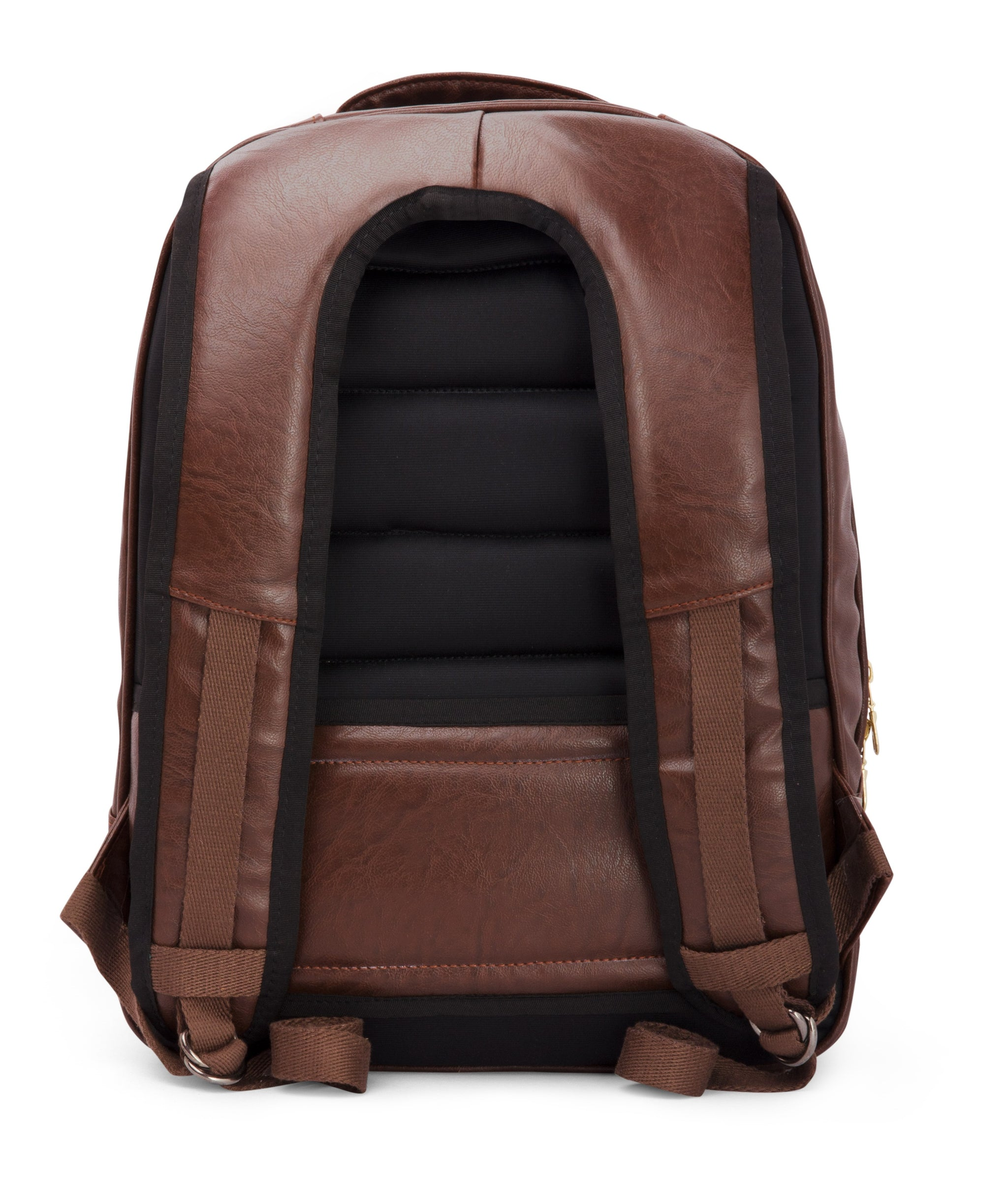 F Gear Glorious 18 Liters Laptop Backpack (Brown)
