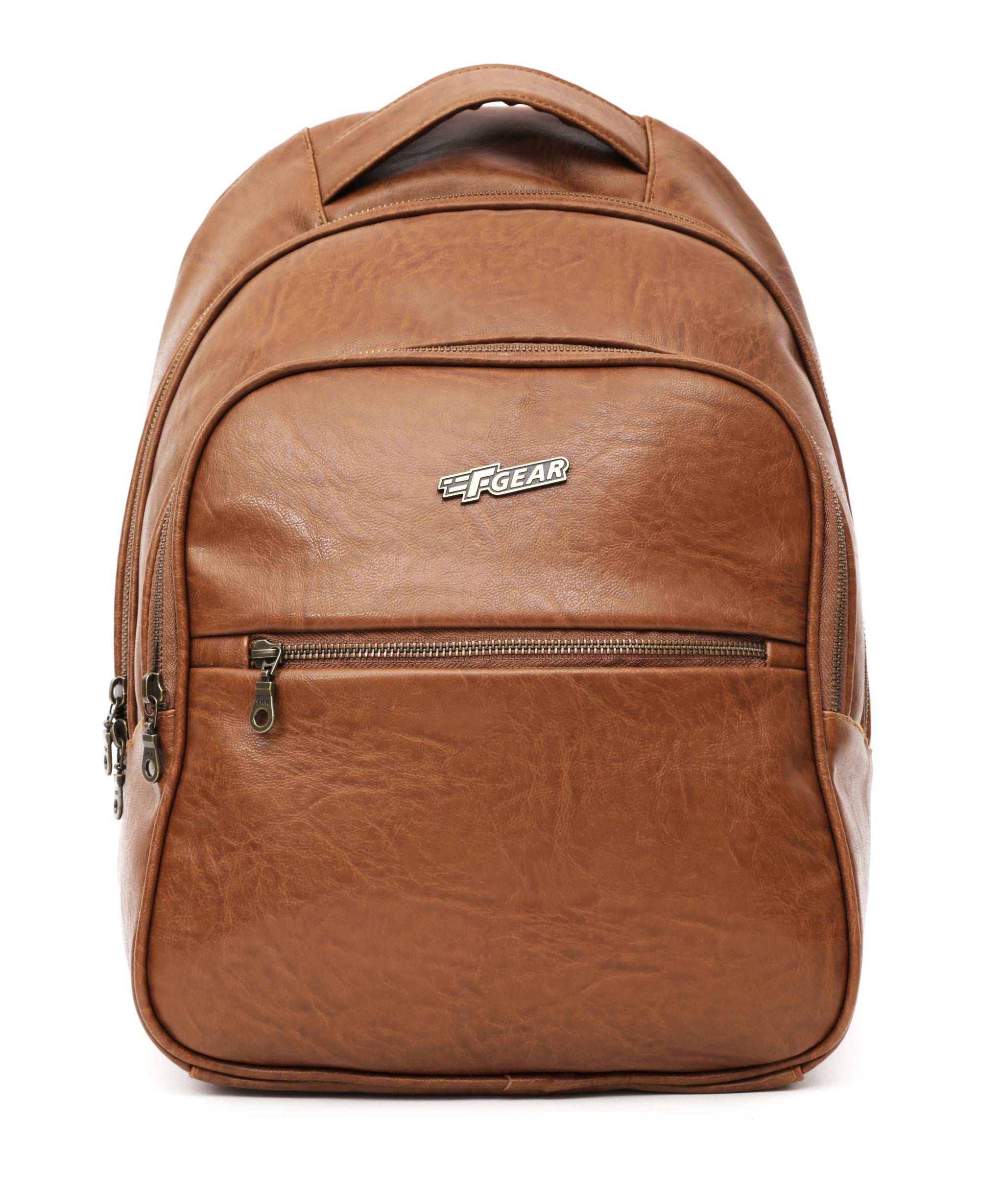 F Gear Glorious 18 Liters Laptop Backpack (Chestnut)