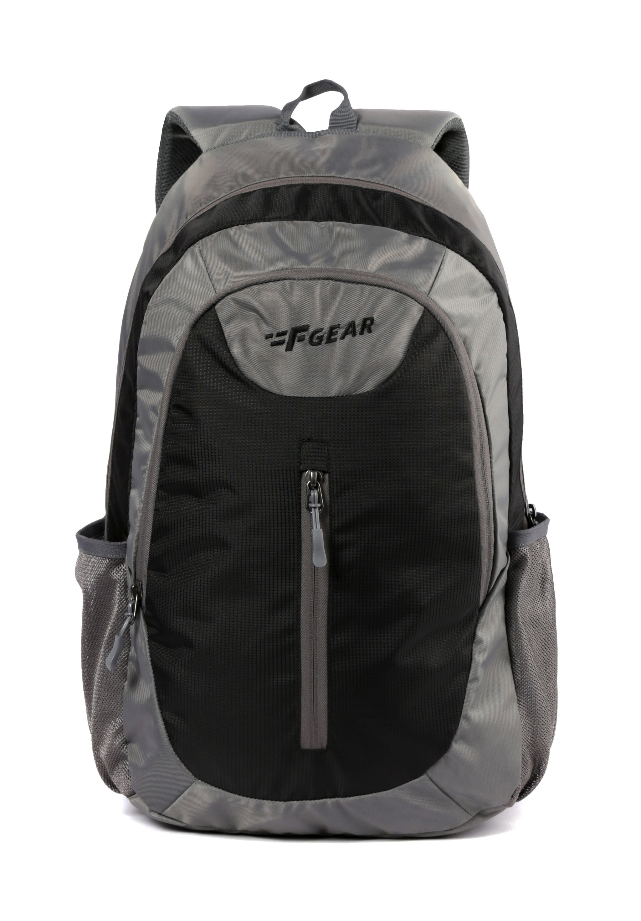 F Gear Arsenal 28 Liters Backpack (Black, Grey)
