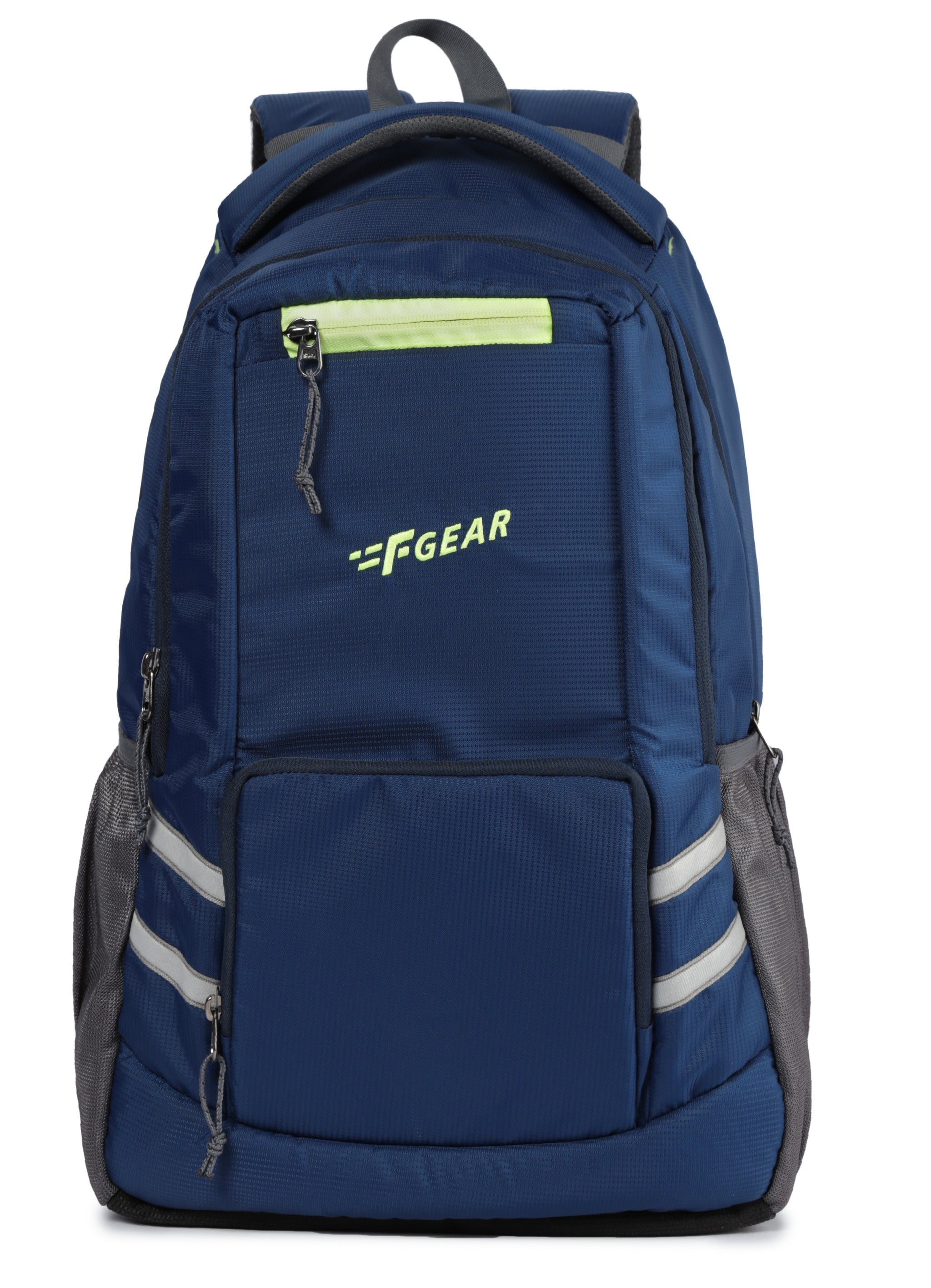 F Gear Intellect Doby Navy Blue 32 Liters Backpack (3147)