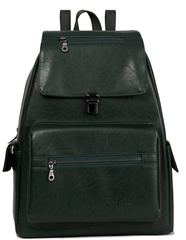 F Gear Healer 17 Liters Causal Backpack (Bottle Green)