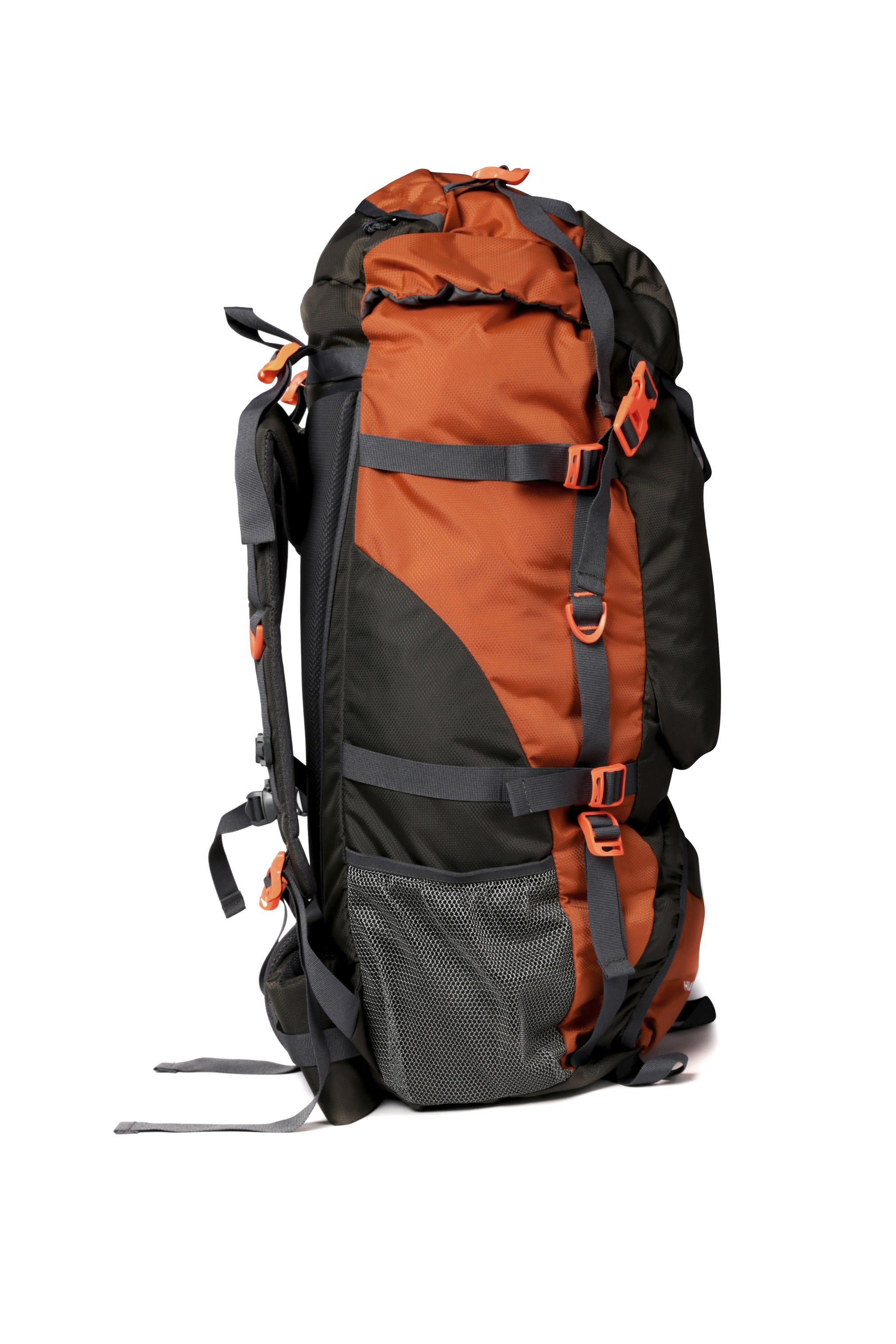 F Gear Hunter 75 liter Rucksack (Grey Orange)