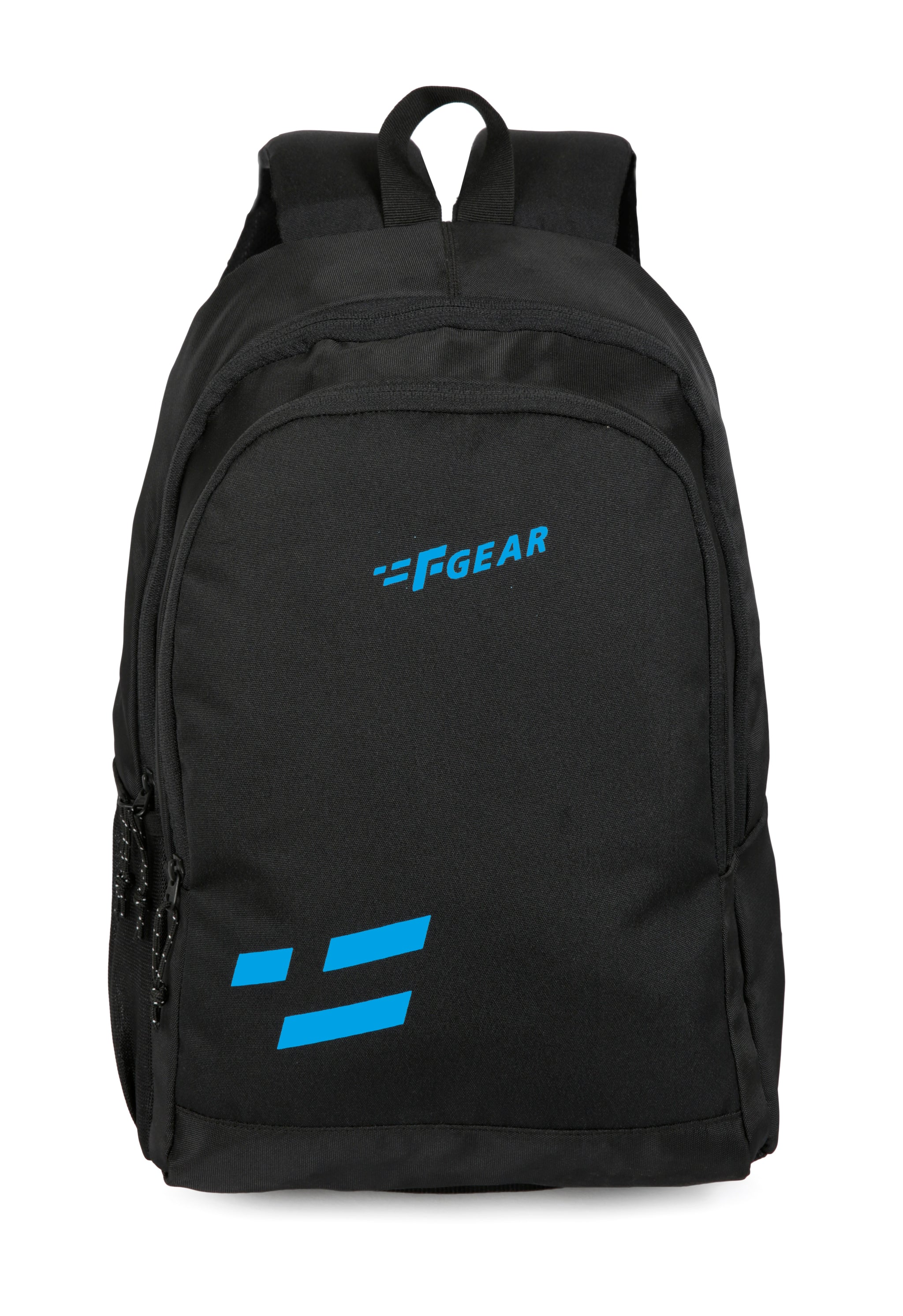 F Gear Castle 22 Liters Black Backpack (3227)