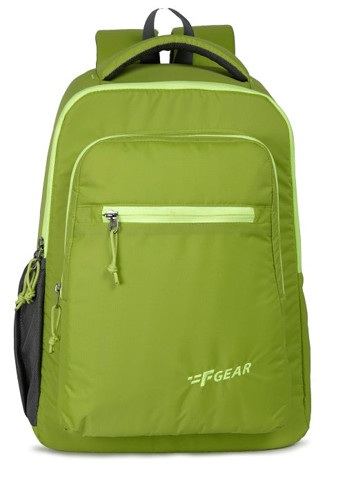 F Gear Murphy Doby 27 Ltrs Pear Green Casual Backpack (3160)