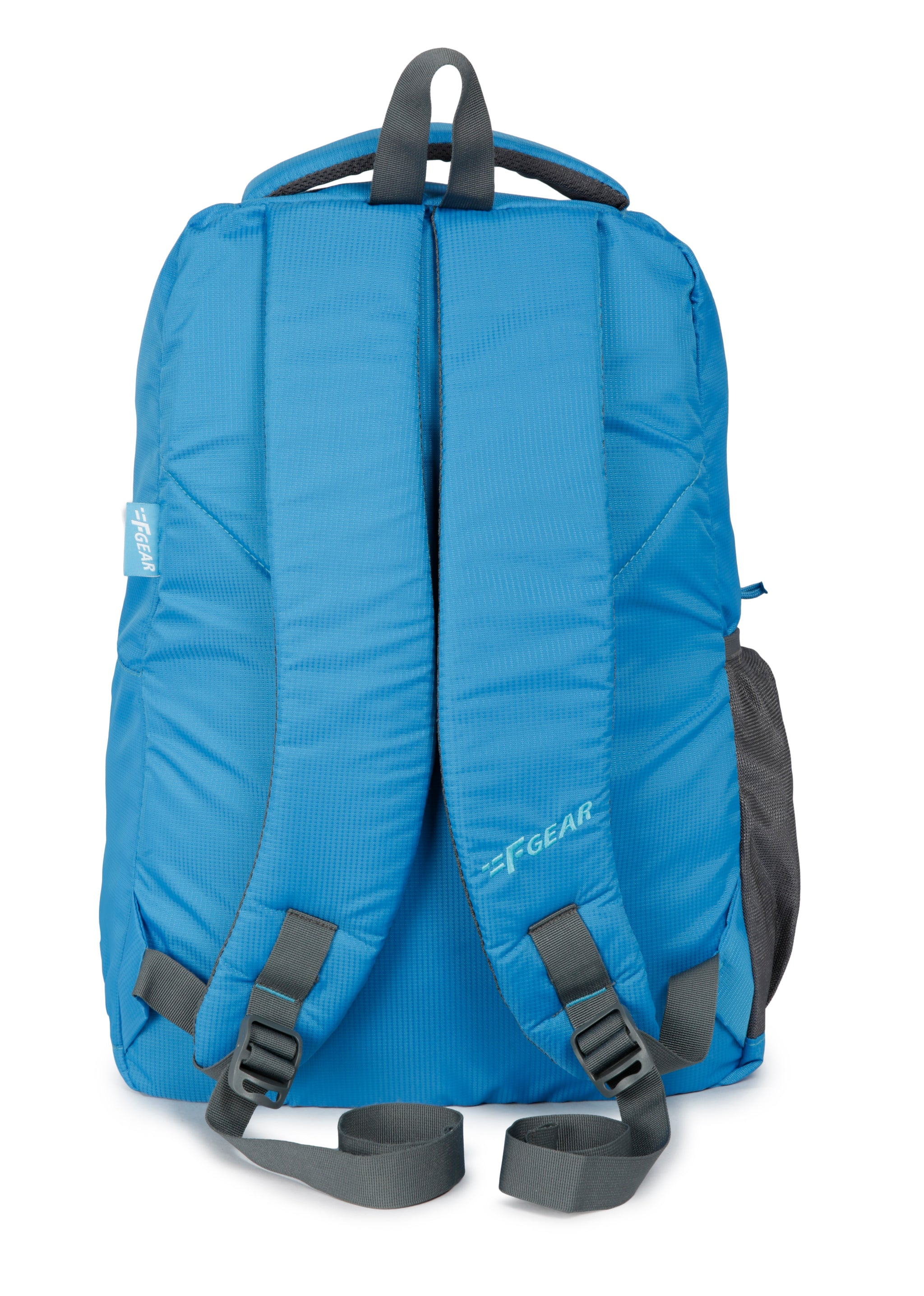 F Gear Murphy Doby 27 Ltrs Azure Blue Casual Backpack (3162)
