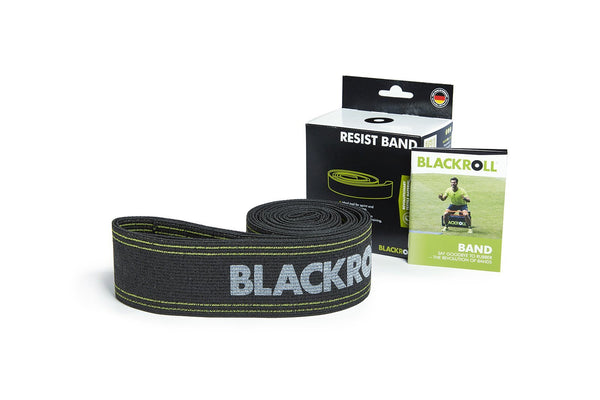 BLACKROLL® RESIST BAND (Black)