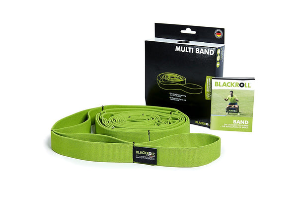 BLACKROLL® MULTI BAND (Green)