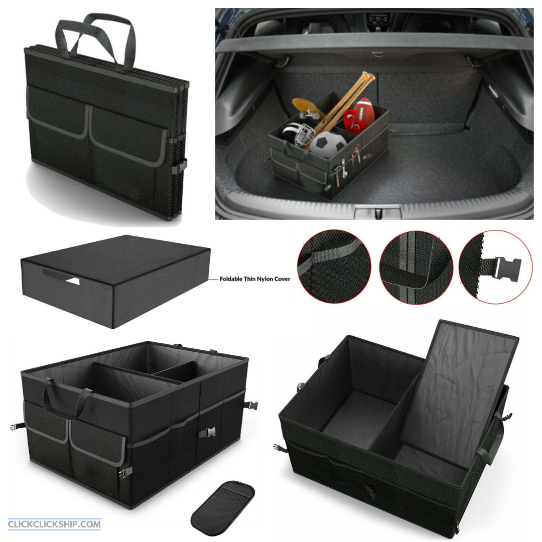 Ultimate Trunk Organizer