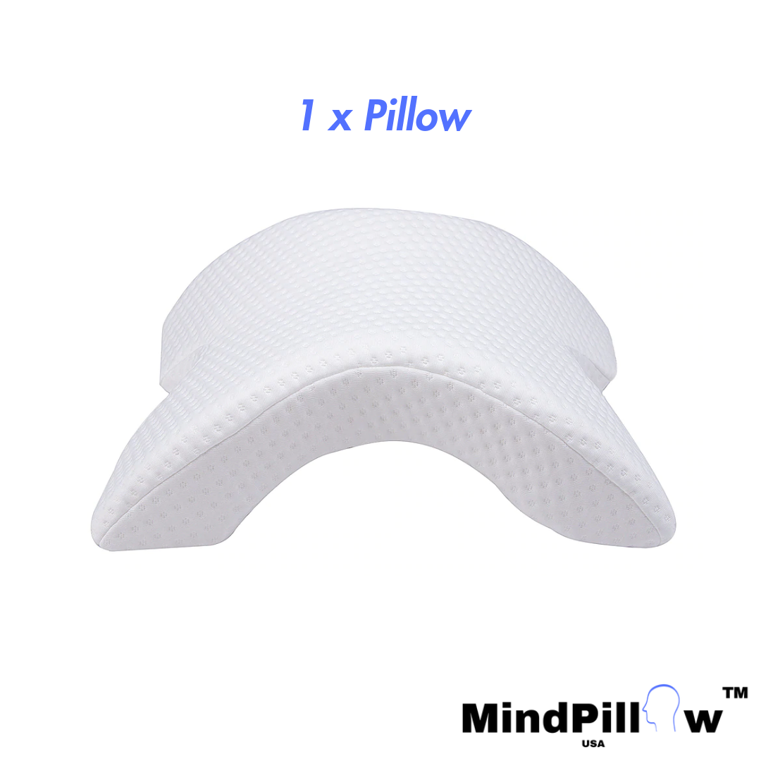 MindPillow™ Slow Rebound Pressure Pillow