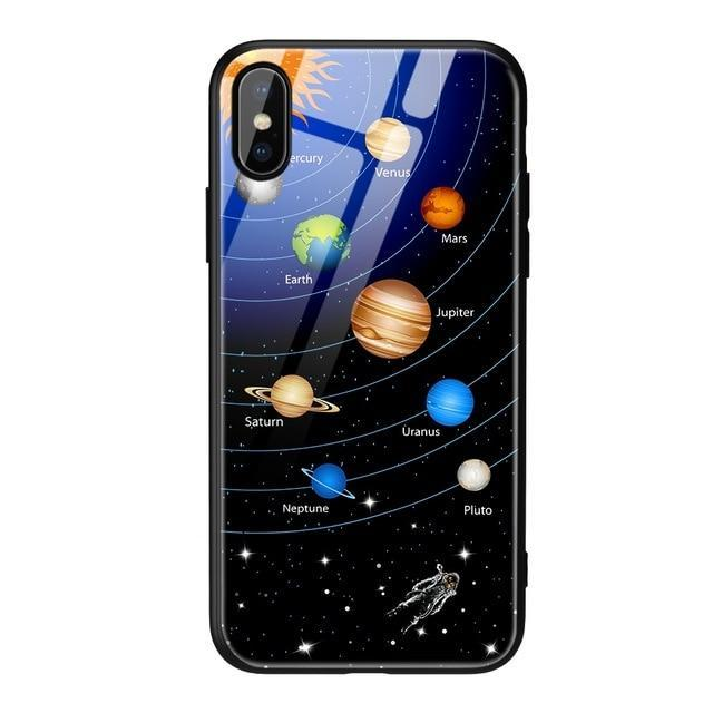 iPhone Space Case | Buy 1 Get 1 Free 11B / For iPhone 6 6s ClickClickShip.com