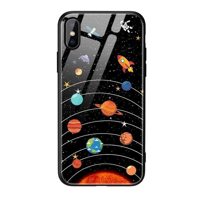 iPhone Space Case | Buy 1 Get 1 Free 11D / For iPhone 6 6s ClickClickShip.com