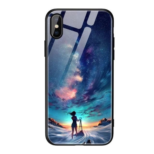 iPhone Space Case | Buy 1 Get 1 Free 11V / For iPhone 6 6s ClickClickShip.com