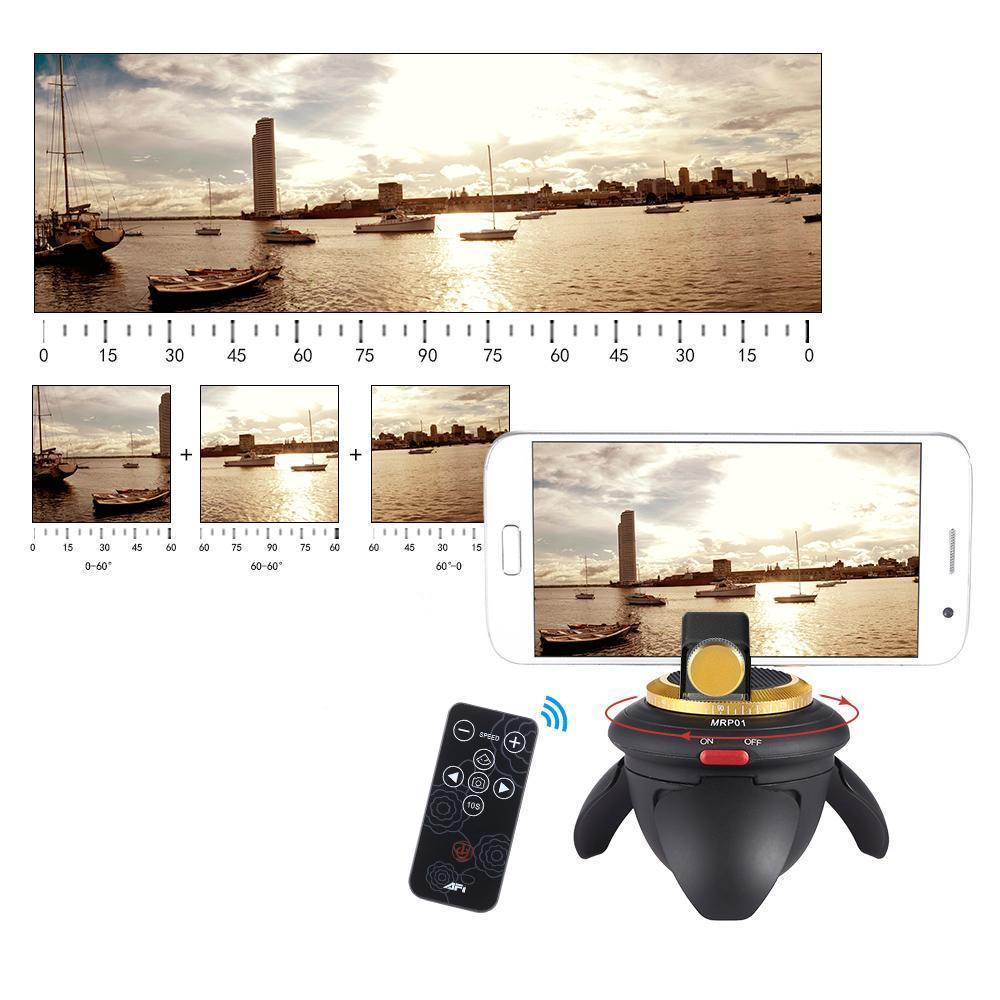360 Bluetooth SmartPhone Panorama Ball Head