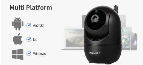 Smart 360 Wireless Camera