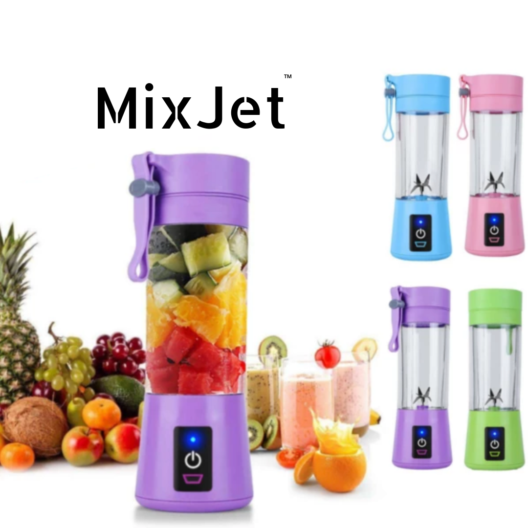 MixJet™ Ultimate Portable Blender