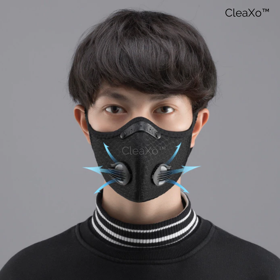 Cleaxo™ Anti-Germ Mask
