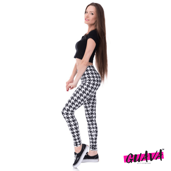 Aztec Yoga Pants by Guava™ Guava™