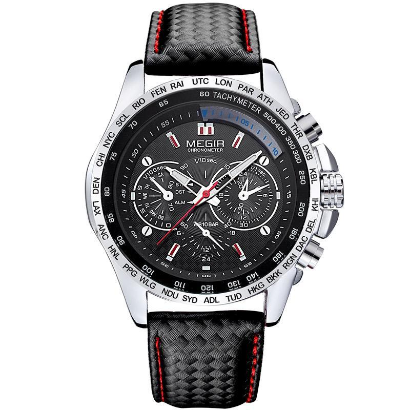 Men's Premium Casual Watch - BUY 1 GET 1 FREE Black Dial / Closest Warehouse ClickClickShip.com