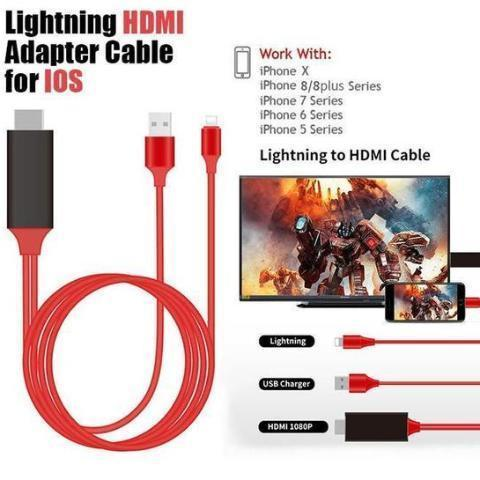 iOS to HDMI Cable