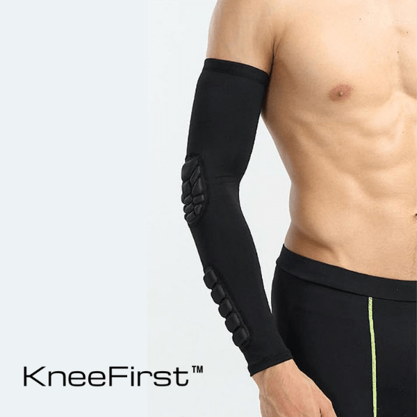 KneeFirst™ - Elbow & Forearm Padded Sleeve Pair