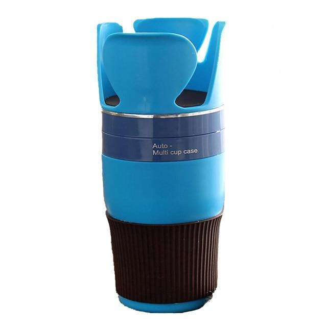 Multi Cup Holder Blue ClickClickShip.com