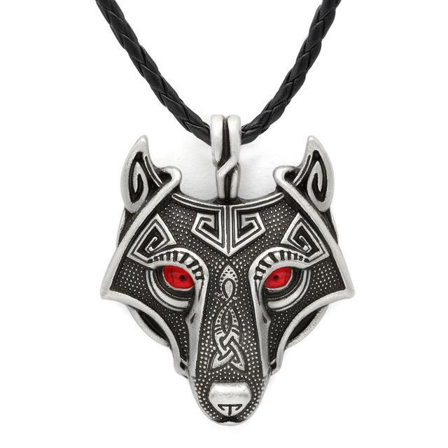 Wolf Head Necklace - BUY 2 GET 3rd FOR 50% OFF Champagne Gold / 60cm ClickClickShip.com