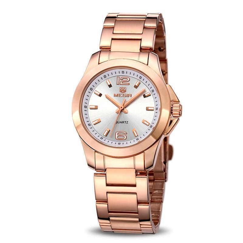 Luxury Dress Wristwatch Women
