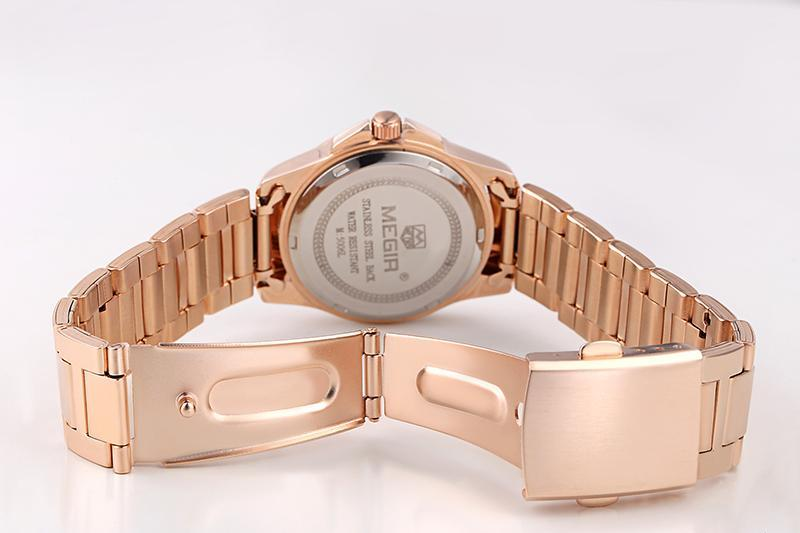 Luxury Dress Wristwatch Women Gold ClickClickShip.com