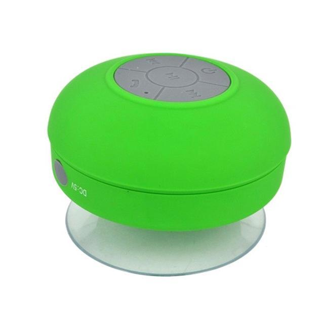 Waterproof Bluetooth Speaker | BUY 2 GET 1 FREE Green ClickClickShip.com