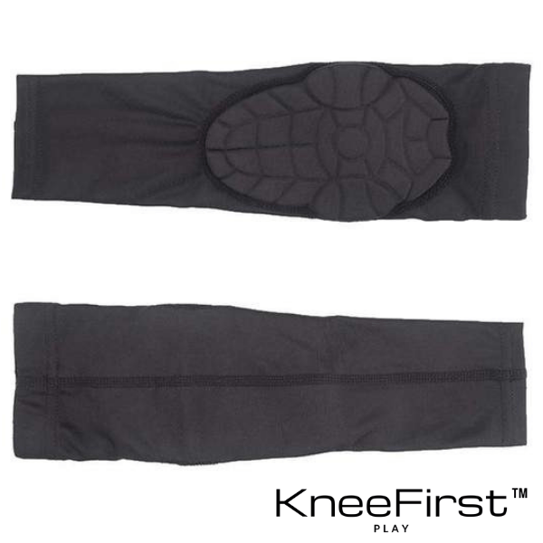 KneeFirst Play - Kids Padded Knee Sleeve Knee Pads / S ClickClickShip.com