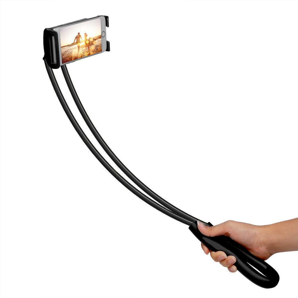 Lazy Neck Phone & Tablet Holder ClickClickShip.com