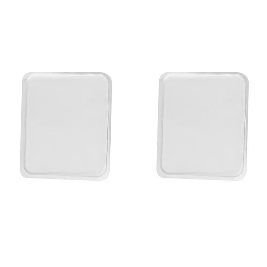 Reusable Sticky Gel Pad Pack of two gel pads ClickClickShip.com