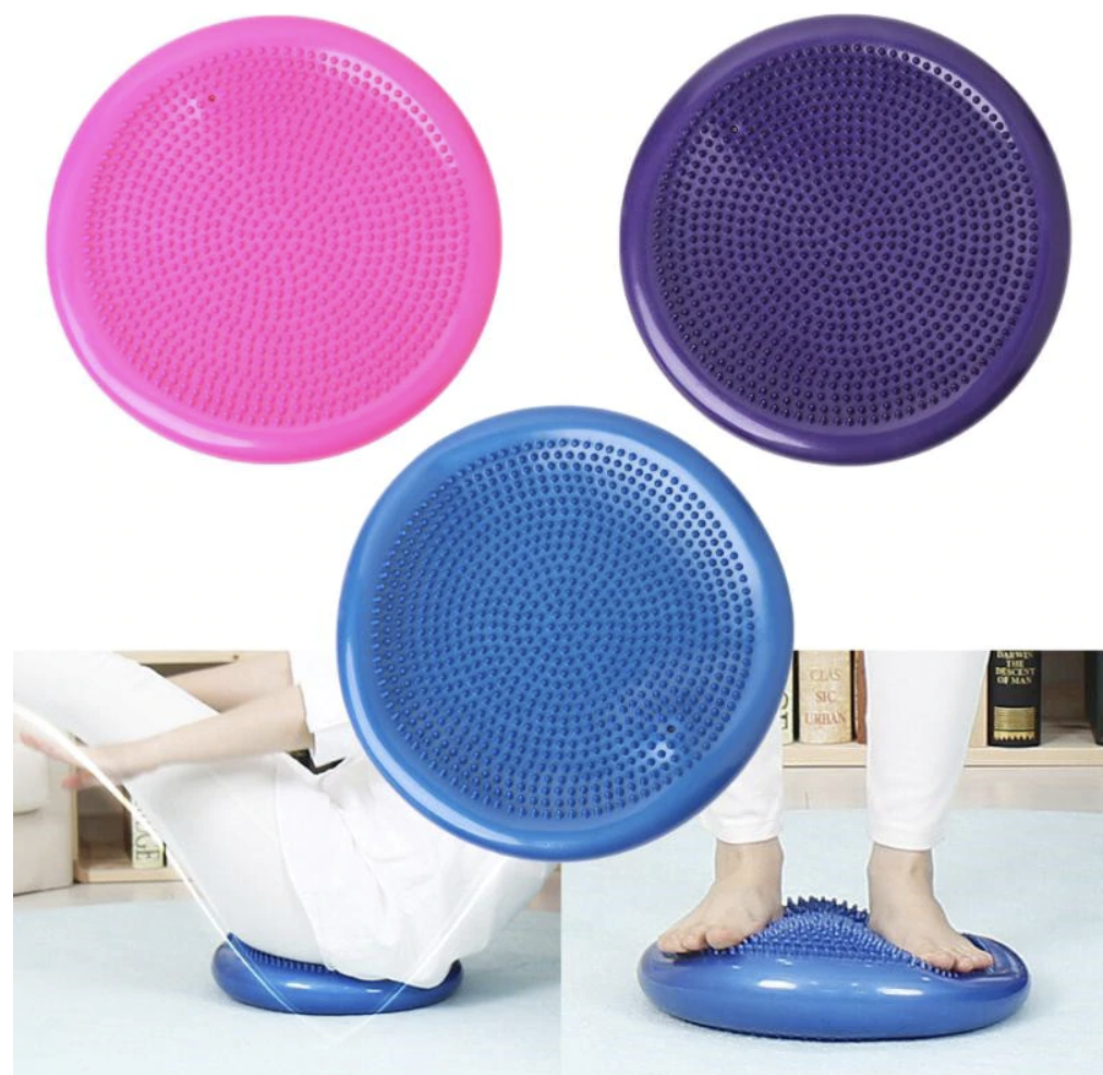 Balance Disc Pillow
