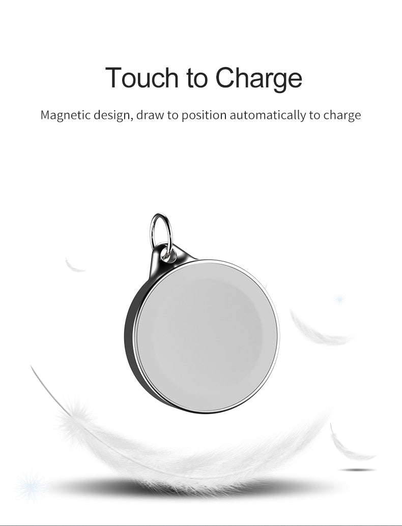 Apple Watch Portable Keychain Charger