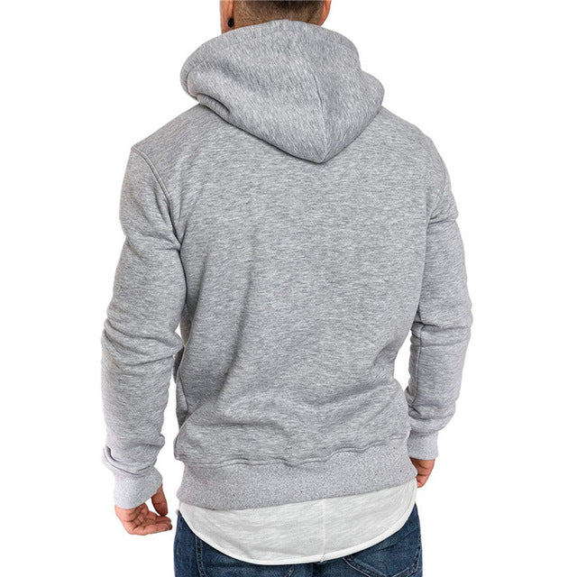 Men's Everyday Pullover Hoodie - 8 Colors