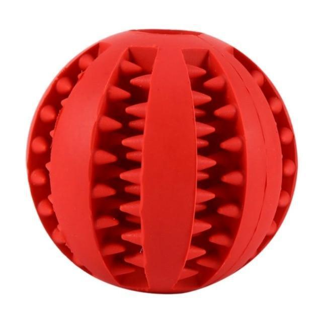 Pet Rubber Ball Red / 5cm / Buy 1 GET 50% Off ClickClickShip.com