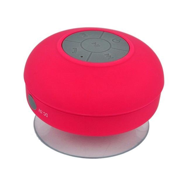 Waterproof Bluetooth Speaker | BUY 2 GET 1 FREE Rose ClickClickShip.com