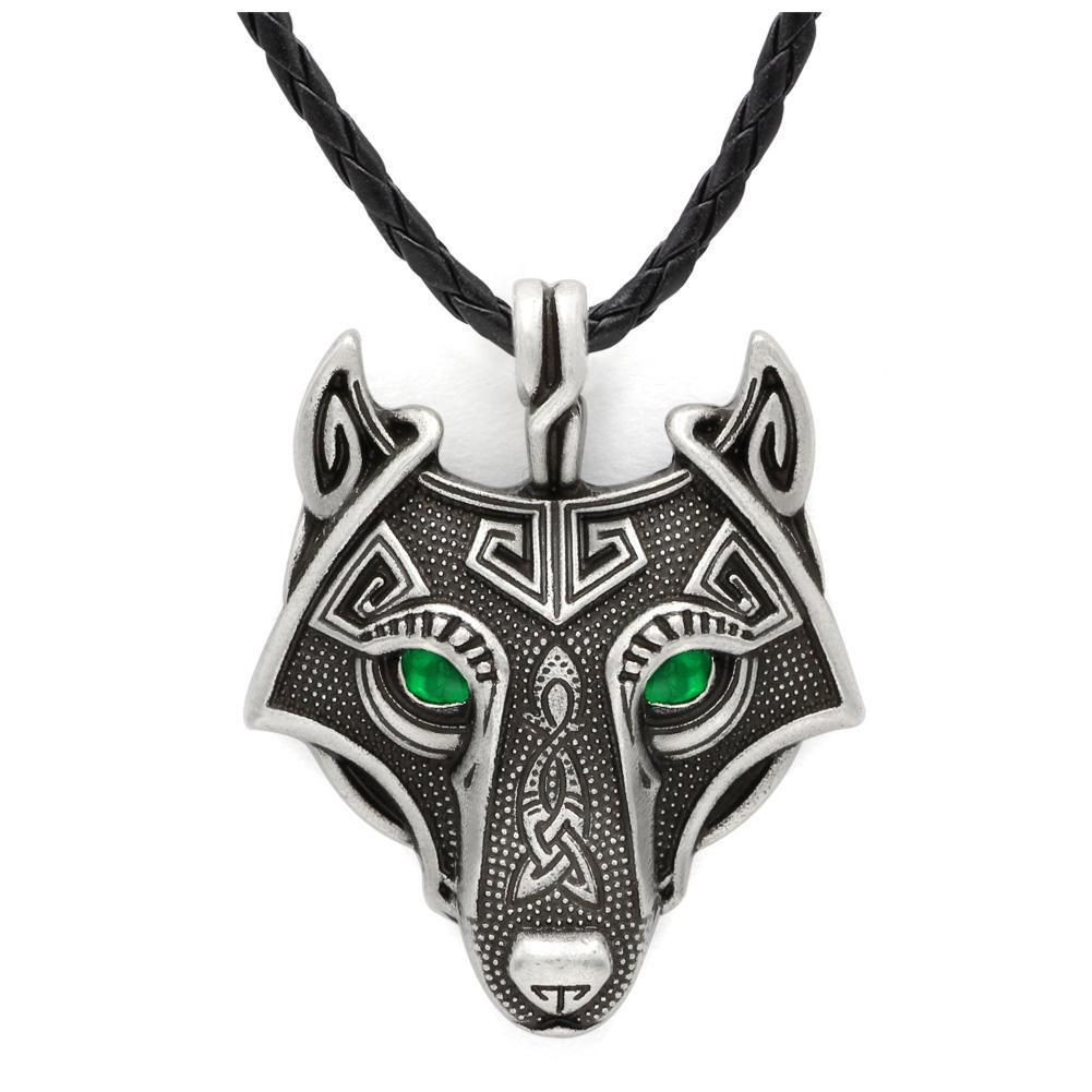 Wolf Head Necklace - BUY 2 GET 3rd FOR 50% OFF