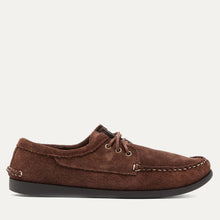 Blucher - Brown Suede