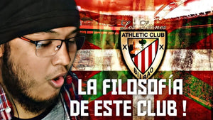 VIDEO: MEXICANO REACCIÓNA AL VER POR PRIMERA VEZ AL ATHLETIC