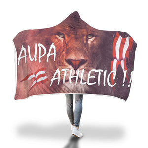 Manta Con Capucha - AUPA ATHLETIC