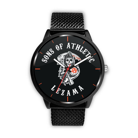 Sons Of Athletic - Reloj del Athletic - Camisetas Del Athletic