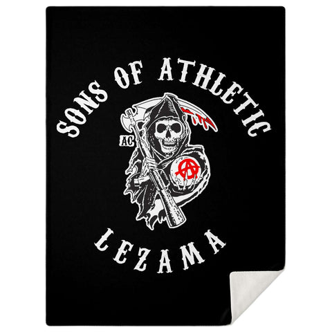 Manta del Athletic Sons Of Athletic Athletic - Camisetas Del Athletic