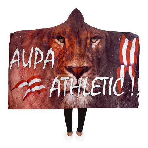 Manta Con Capucha / Aupa ATHLETIC - Camisetas Del Athletic