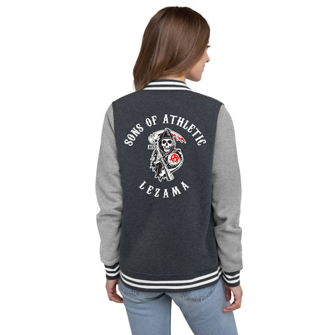 Sons Of Athletic-Chaqueta del Athletic con bolsillo mujer - Camisetas Del Athletic